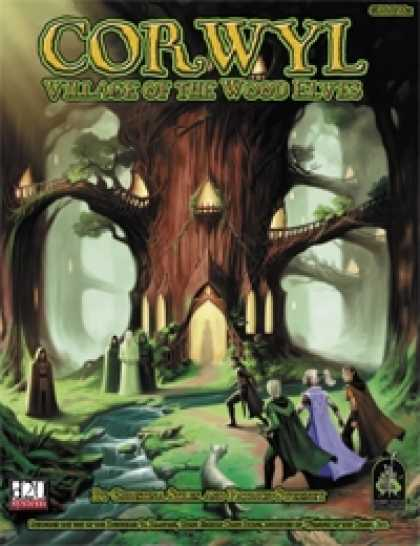 Role Playing Games - Corwyl: Village of the Wood Elves