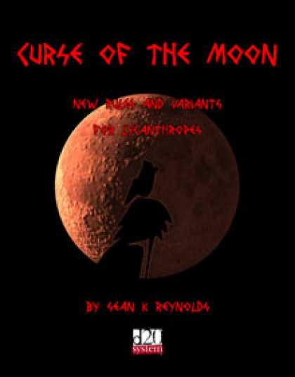 Role Playing Games - Curse of the Moon