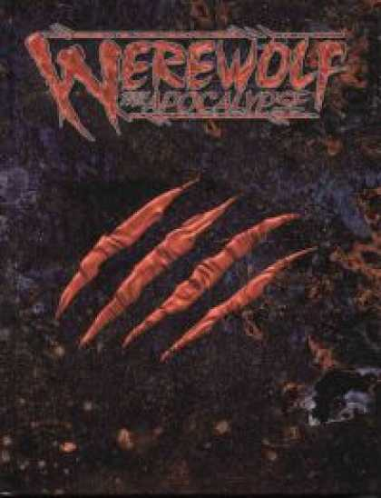 Role Playing Games - Werewolf: The Apocalypse (Revised Edition)