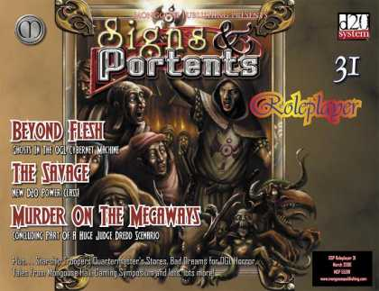 Role Playing Games - Signs & Portents Roleplayer 31