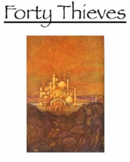 Role Playing Games - Forty Thieves