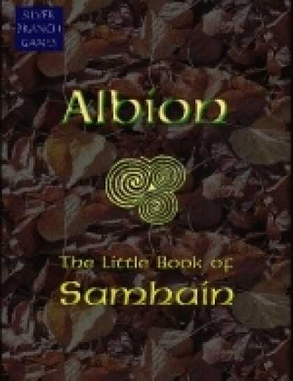Role Playing Games - Albion - The Little Book of Samhain