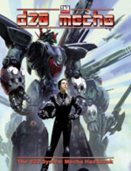 Role Playing Games - d20 Mecha