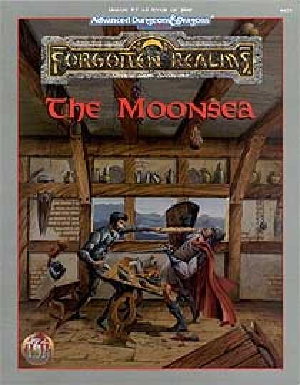 Role Playing Games - The Moonsea