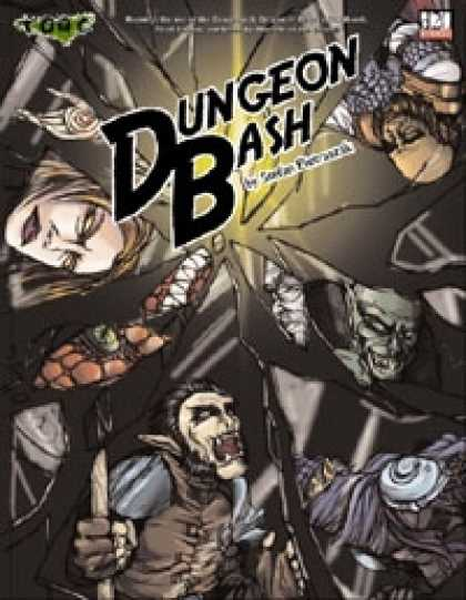 Role Playing Games - Dungeon Bash v1.1