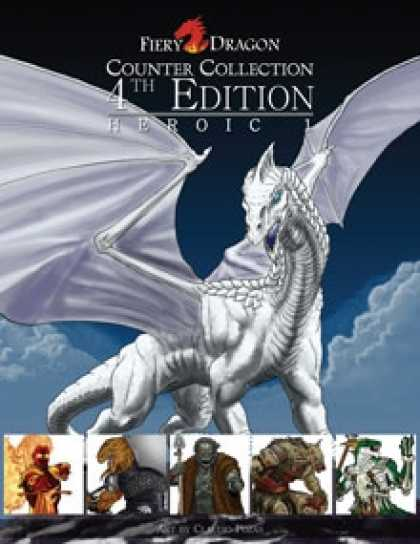 Role Playing Games - Counter Collection 4th Edition Heroic 1