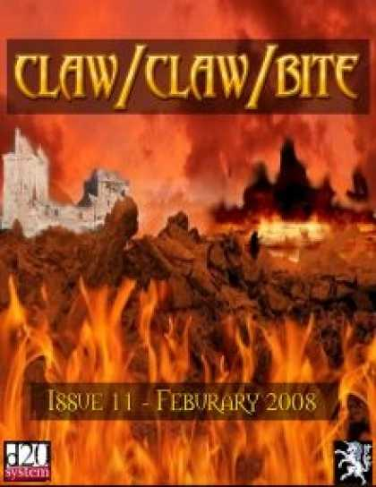 Role Playing Games - Claw / Claw / Bite - Issue 11