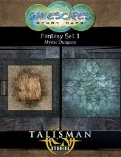 Role Playing Games - Gamescapes: Story Maps, Fantasy Set 1