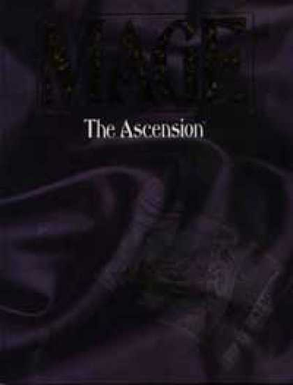 Role Playing Games - Mage: The Ascension (Second Edition)
