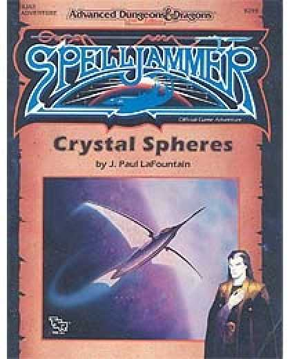 Role Playing Games - Crystal Spheres