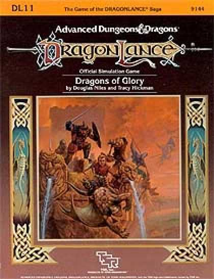 Role Playing Games - Dragons of Glory