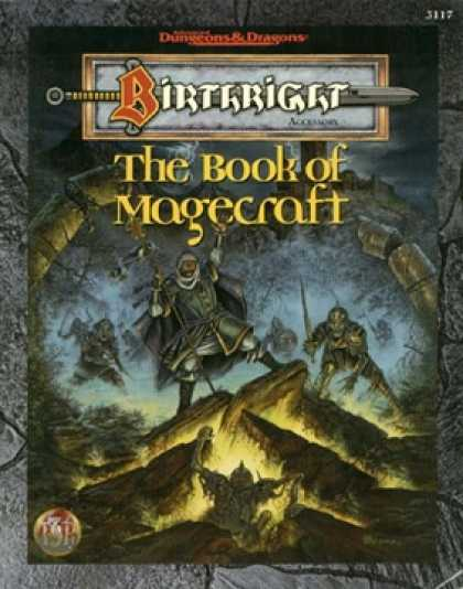 Role Playing Games - The Book of Magecraft