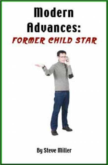 Role Playing Games - Modern Advances: Former Child Star