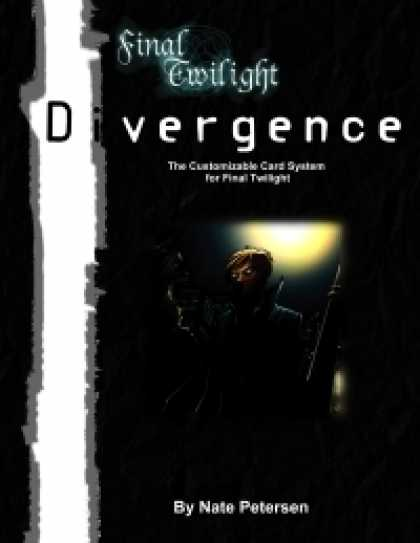 Role Playing Games - Final Twilight: Divergence, Custom Card System!
