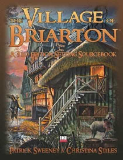 Role Playing Games - The Village of Briarton (Action!, d20)
