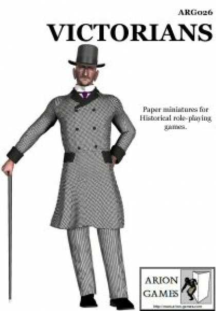 Role Playing Games - Victorians Set