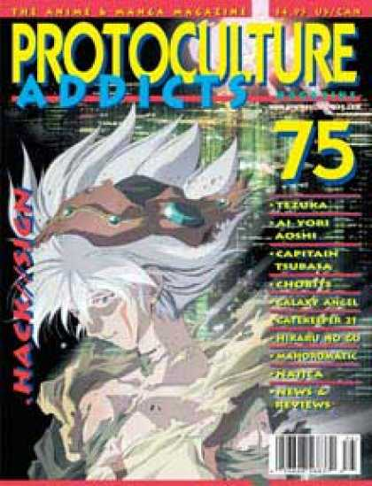 Role Playing Games - Protoculture Addicts #75