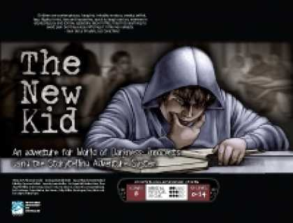 Role Playing Games - The New Kid (World of Darkness: Innocents)