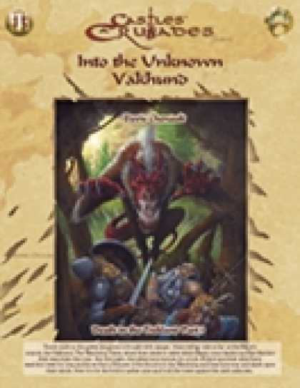 Role Playing Games - C&C I1 Into the Unknown: Vakhund