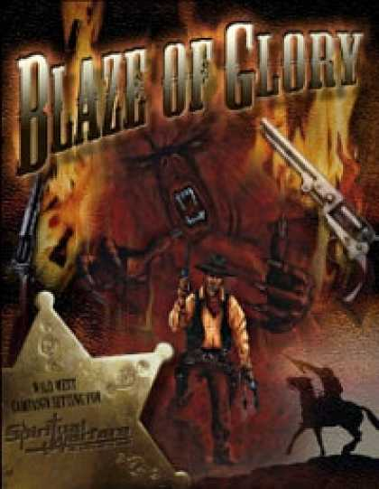 Role Playing Games - Blaze of Glory: Wild West Campaign Setting
