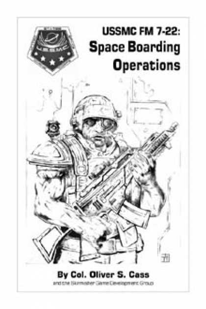 Role Playing Games - USSMC FM 7-22: Space Boarding Operations