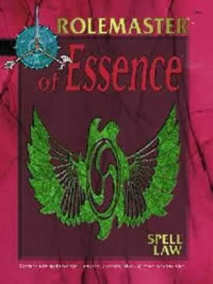 Role Playing Games - Spell Law: Of Essence PDF