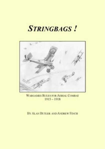 Role Playing Games - Stringbags