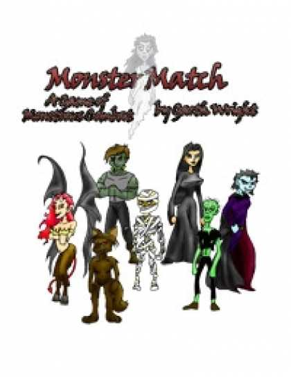 Role Playing Games - Monster Match