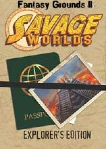 Role Playing Games - Savage Worlds Explorer Edition Modules for Fantasy Grounds II