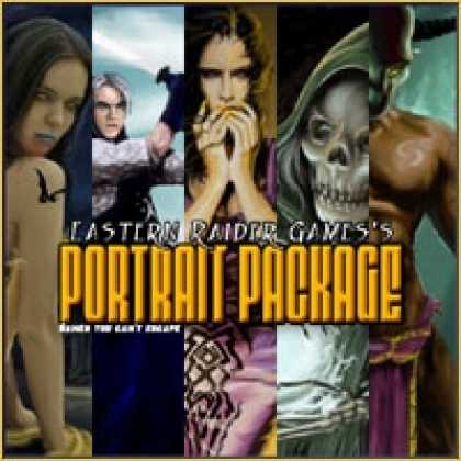 Role Playing Games - ERG001: Portrait Package