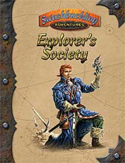 Role Playing Games - Explorer's Society