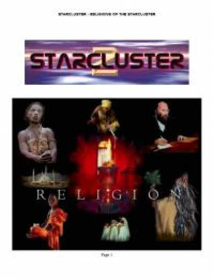 Role Playing Games - StarCluster 2 Guide to Cluster Religions