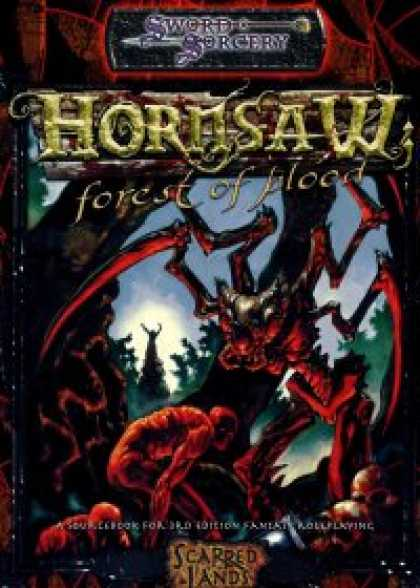 Role Playing Games - Hornsaw: Forest of Blood