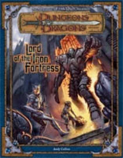 Role Playing Games - Lord of the Iron Fortress