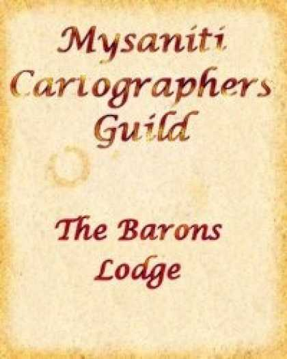 Role Playing Games - The Barons Lodge PDF