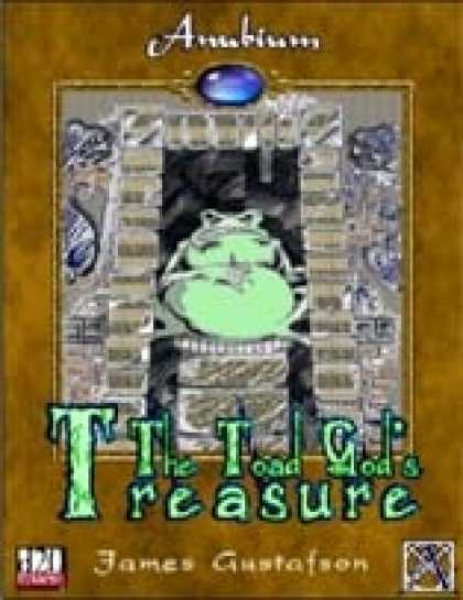 Role Playing Games - The Toad God's Treasure