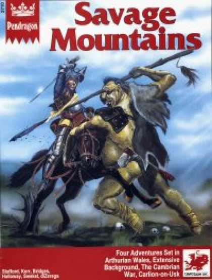 Role Playing Games - Savage Mountains