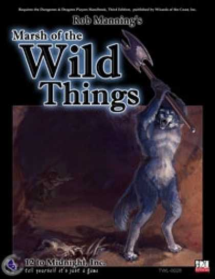 Role Playing Games - Marsh of the Wild Things
