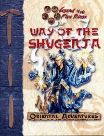 Role Playing Games - Way of the Shugenja