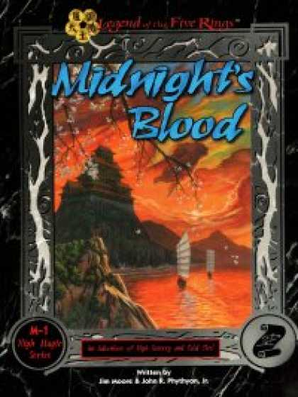 Role Playing Games - Midnight's Blood