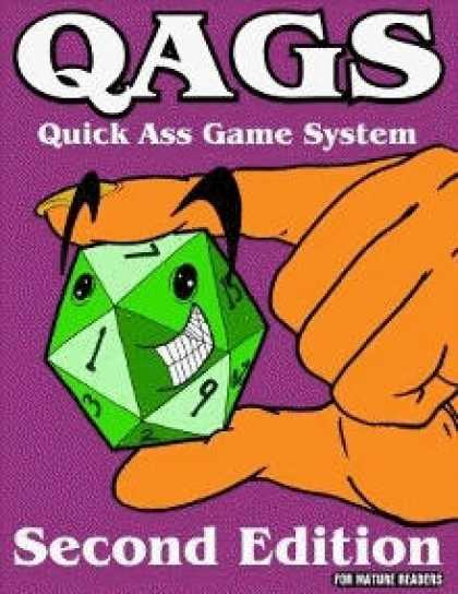 Role Playing Games - QAGS Second Edition