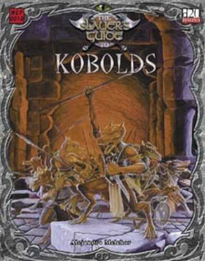 Role Playing Games - Slayer's Guide to Kobolds
