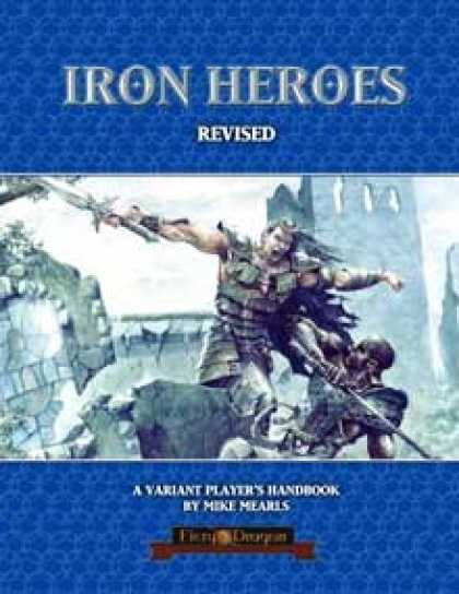 Role Playing Games - Iron Heroes Revised