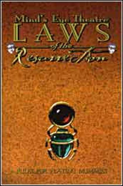 Role Playing Games - Laws of the Resurrection