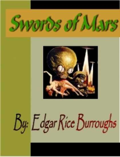 Role Playing Games - Swords of Mars