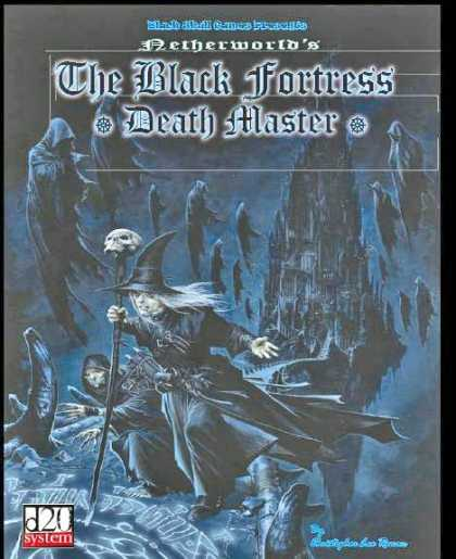 Role Playing Games - The Black Fortress: Death Master