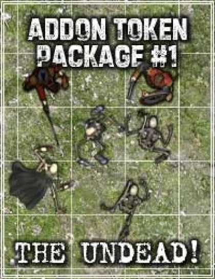 Role Playing Games - Addon Token Package #1: The Undead!