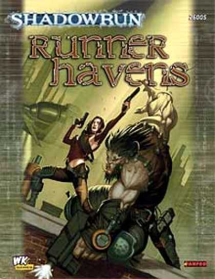 Role Playing Games - Runner Havens