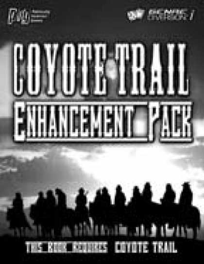 Role Playing Games - Coyote Trail Enhancement Pack
