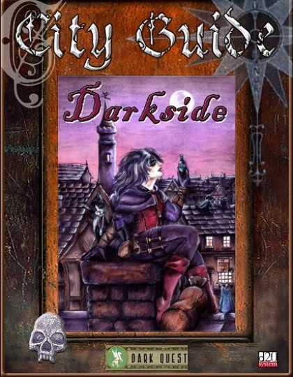 Role Playing Games - City Guide: Darkside